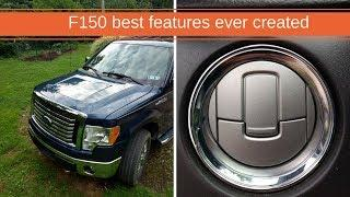 Ford F150 Best luxury features ever designed by Ford Engineers