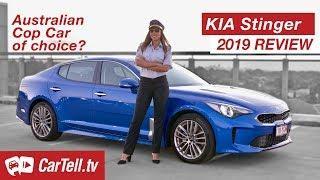 2019 Kia Stinger 200S Review - Australia