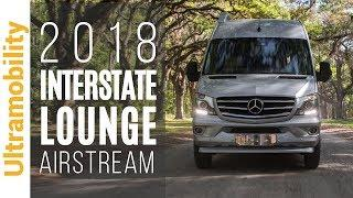 2018 Airstream Interstate Lounge Ext Review | Luxury Touring Coach Seats 9