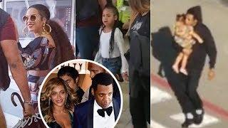 Beyonce proves what Kim Kardashian does she can do better as she takes massive private plane