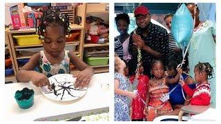 See Intelligence of Davido's Daughter As Davido Shows Off His LUXURY Lifestyle