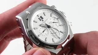 Vacheron Constantin Overseas Chronograph 49150/B01A-9095 Luxury Watch Review