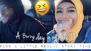 A DAY IN MY LIFE! + A LITTLE STORY TIME!