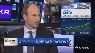 Apple is effectively a luxury goods maker, says Quartz's Delaney