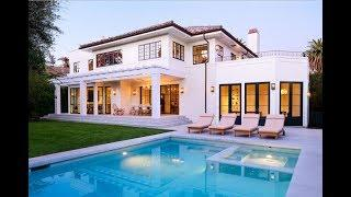 BEAUTIFUL WHITE HOUSES AND TOP MODERN LUXURY  HOUSE DESIGN