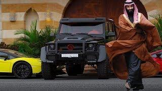 Luxury Life Of Saudi Arabia Prince Mohammad bin Salman✓2018