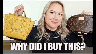 6 LUXURY ITEMS I NEVER THOUGHT I'D BUY | CAROL SUMMER