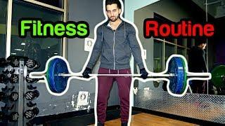 MY FITNESS ROUTINE | Sham Idrees