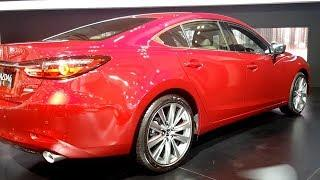 ALL NEW MAZDA6 2019 GREAT LUXURY SEDAN