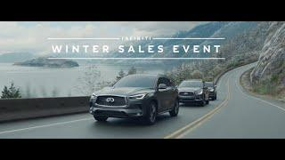 INFINITI Winter Sales Event - The Rules of Luxury :30