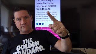 Lyft is adding panic button for riders. More legal woes for Uber. Follow me Twitter @Torstenkunert68