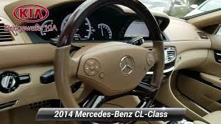 Used 2014 Mercedes-Benz CL-Class CL 550, Bridgewater, NJ 032088DC
