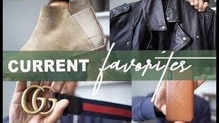 Current Favorites  | Luxury, Fashion, Tech, & Grooming