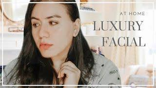 Expensive Luxury Facial at Home For Less