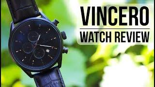 Vincero Watch Review   Chrono S Matte Black   Best Affordable Luxury Watch?