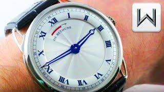 De Bethune DB25RM 6 Day Automatic (DB25WS1) Luxury Watch Review