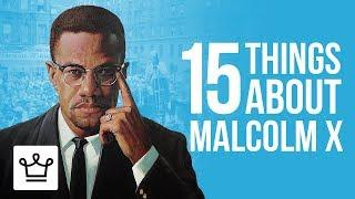 15 Things You Didn't Know About Malcolm X