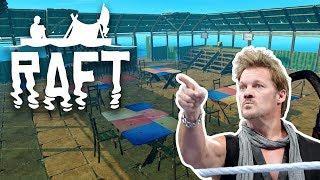 Luxury Accomodations - Raft - #26 (Raft Multiplayer Gameplay)