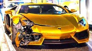 Most EPIC! Expensive Car Fails, BEST OF EPIC LUXURY CAR CRASH COMPILATION