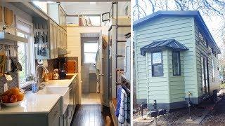 The Luxury Beautiful Tiny Home For Sale | Lovely Tiny House