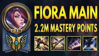 Fiora Montage #11 ( CRAZY PLAYERS ) Best Fiora Plays S8 | League Of Legends [Global Funny]