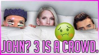 John Kuckian Tries To Get In Bed On The Jeffree Star/Rich Lux Collab!? | Petty Pillow Talk