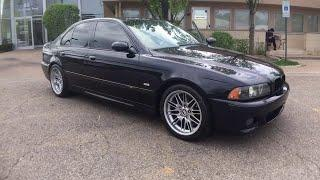 2001 BMW M5 Milwaukee, WI, Kenosha, WI, Northbrook, Schaumburg, Arlington Heights, IL 4569M