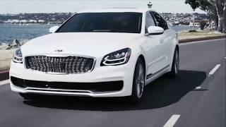 2019 Kia K900: A True Luxury Sedan Without The Crazy Price Tag