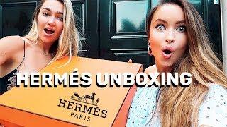 HUGE LUXURY HERMÉS UNBOXING & HAIR TRANSFORMATION | SUMMER PREP EP. 02 | EMMA MILLER