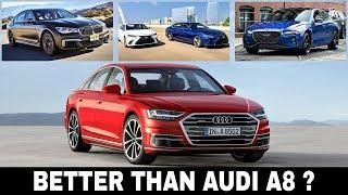 Audi A8 2019 and 5 NEW Luxury Cars: Here's Why They're Worth So Much