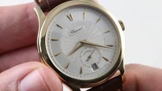 Chopard LUC 16/1860/2-5003 (FIRST LUC! 1997) Luxury Watch Reviews