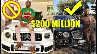 ( Expensive Wealth) 10 Super Rich Nigerian Who Owns $150 Million Cars