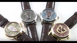 Vacheron Constantin Metiers d'Art Les Masques Series 3 Luxury Watch Review