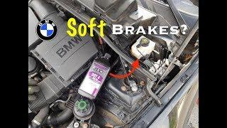 Brake Fluid Change (for any BMW) (BMW E90 E91 E92 E93)