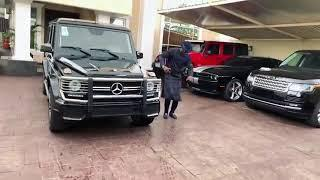 PETER PSQUARE SHOWS THE WORLD HIS MANSION AND LUXURIOUS CARS