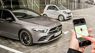 Mercedes Self Driving Car | Mercedes Automated Valet Parking and Self Driving Cars