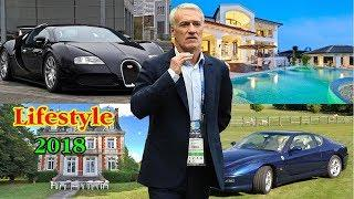 Luxury Lifestyle Of DIDIER DESCHAMPS 2018