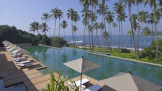 AMANWELLA: BEST LUXURY RESORT IN SRI LANKA (PARADISE!)