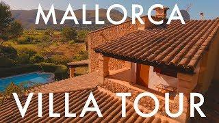 Luxury Villa Tour - Mallorca, Spain