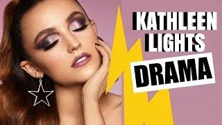 KATHLEEN LIGHTS IS BUSTED THE HOUSE