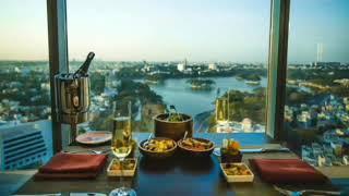 Five star luxury hotel conrad hilton bangalore