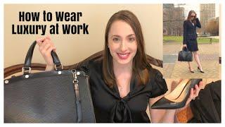 How You Can Incorporate Luxury In The Workplace | Collab w/ I Am Lady Luxe