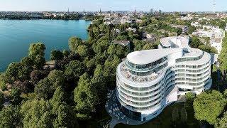 The Fontenay, Hamburg's most exclusive hotel (Germany): full tour