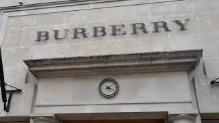 Why Burberry Burned Millions Of Dollars Of Luxury Products