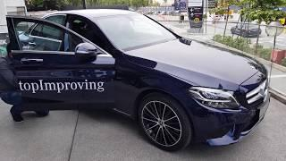 2019 Mercedes-Benz C200 Facelift Walk around Review