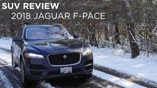 SUV Review | 2018 Jaguar F Pace | Driving.ca