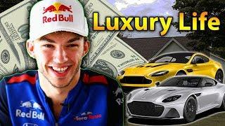 Pierre Gasly Luxury Lifestyle | Bio, Family, Net worth, Earning, House, Cars