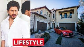 Shahrukh Khan Lifestyle, Income, House, Cars, Luxurious Lifestyle, Family, Biography & Net Worth