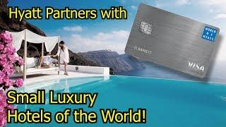 New Hyatt Card Free Night Option: Small Luxury Hotels