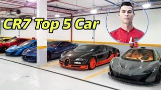 Top 5 Luxurious Car Of  Cristiano Ronaldo 2018 ✮